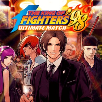 THE KING OF FIGHTERS™ '98 ULTIMATE MATCH PS4