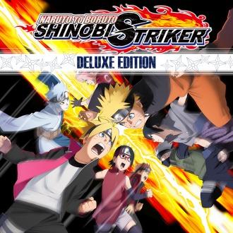 NARUTO TO BORUTO: SHINOBI STRIKER Deluxe Edition PS4