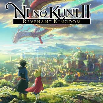 Ni no Kuni™ II: Revenant Kingdom PS4