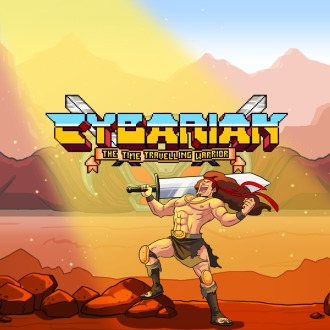 Cybarian: The Time Travelling Warrior PS4 / PS Vita