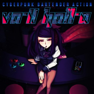 VA-11 HALL-A: Cyberpunk Bartender Action PS Vita