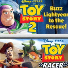 Toy Story Racer & Toy Story 2 PS3 / PS Vita / PSP