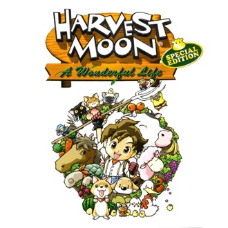 Harvest Moon®: A Wonderful Life Special Edition PS4