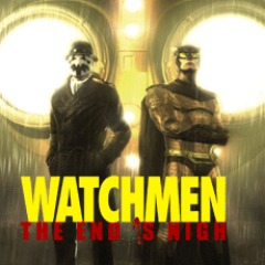 Watchmen: The End is Nigh Download the Game Now! PS3