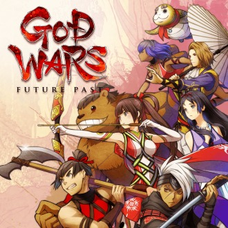 GOD WARS Future Past PS Vita