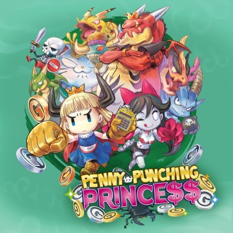 Penny-Punching Princess PS Vita