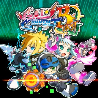 GAL*GUNVOLT BURST PS4