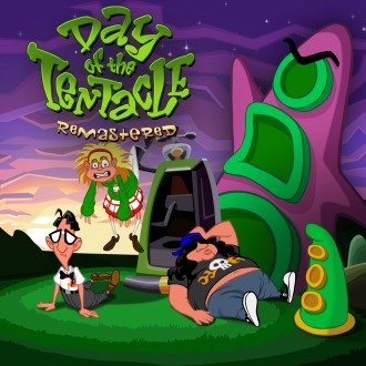 Day of the Tentacle Remastered PS4 / PS Vita