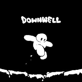 Downwell PS4 / PS Vita