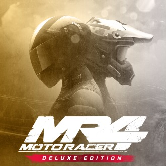Moto Racer 4 - Deluxe Edition PS4