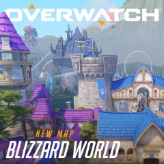 Overwatch Blizzard World New Hybrid Map Trailer On Ps4 Official