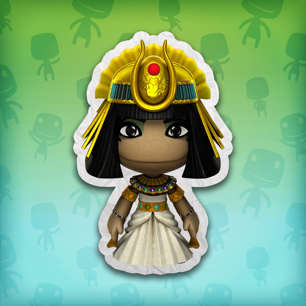LBP™ 3 Women in History Cleopatra Costume