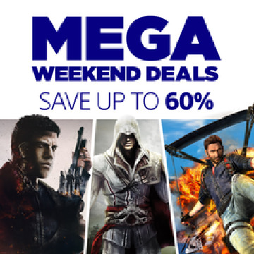 Mega Weekend Deals