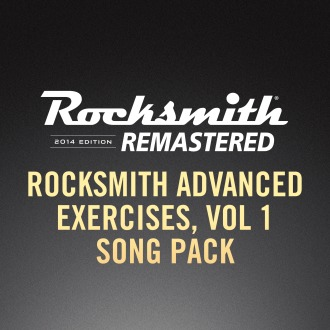 Rocksmith® 2014 – Advanced Exercises, Vol. 1 PS4 / PS3