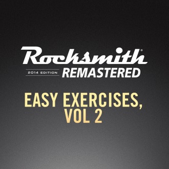 Rocksmith® 2014 – Rocksmith Easy Exercises, Vol. 2 PS4 / PS3