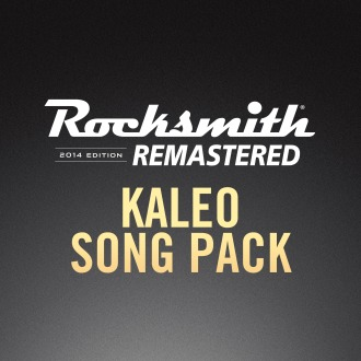 Rocksmith® 2014 – Kaleo Song Pack PS4 / PS3