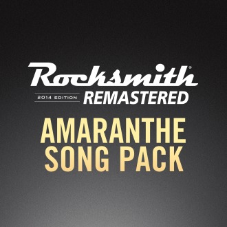 Rocksmith® 2014 – Amaranthe Song Pack PS4 / PS3
