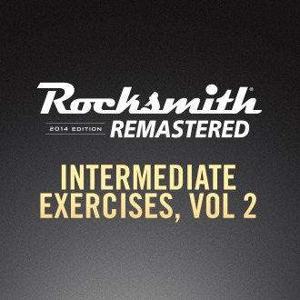 Rocksmith® 2014 – Intermediate Exercises, Vol. 2 PS4 / PS3