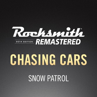 Rocksmith® 2014 – Chasing Cars - Snow Patrol PS4 / PS3
