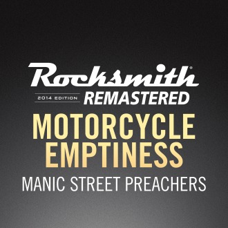 Rocksmith® 2014 –Motorcycle Emptiness - Manic Street Preachers PS4 / PS3