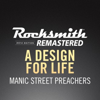 Rocksmith® 2014 – A Design for Life - Manic Street Preachers PS4 / PS3
