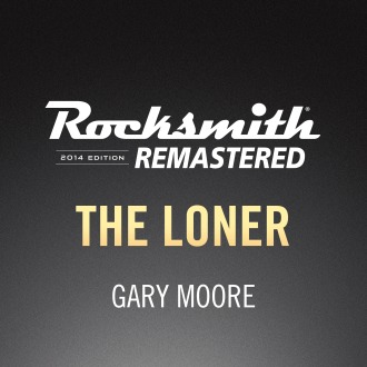Rocksmith® 2014 – The Loner - Gary Moore PS4 / PS3