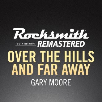 Rocksmith® 2014 – Over the Hills and Far Away - Gary Moore PS4 / PS3