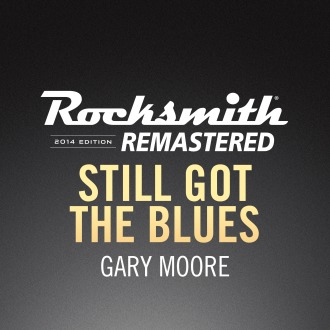 Rocksmith® 2014 – Still Got the Blues - Gary Moore PS4 / PS3