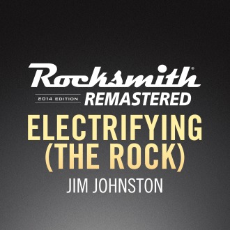 Rocksmith® 2014 – Electrifying (The Rock) - Jim Johnston PS4 / PS3