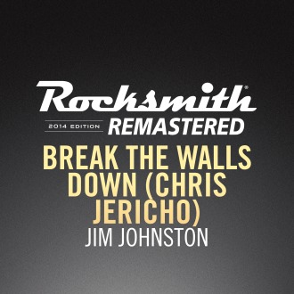Break the Walls Down (Chris Jericho) - Jim Johnston PS4 / PS3