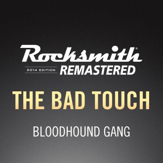 Rocksmith® 2014 – The Bad Touch - Bloodhound Gang PS4 / PS3