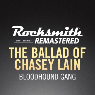 Rocksmith® 2014 – The Ballad of Chasey Lain - Bloodhound Gang PS4 / PS3