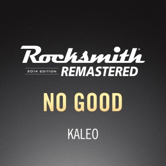 Rocksmith® 2014 – No Good - Kaleo PS4 / PS3