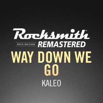 Rocksmith® 2014 – Way Down We Go - Kaleo PS4 / PS3