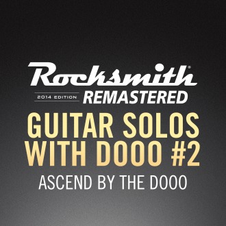 Rocksmith® 2014 – Guitar Solos with Dooo 2 - Ascend - Dooo PS4 / PS3