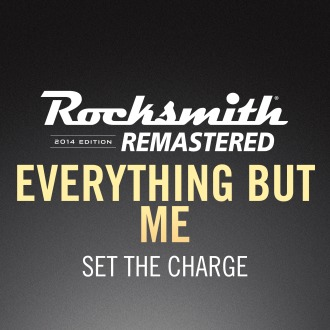 Rocksmith® 2014 – Everything But Me - Set The Charge PS4 / PS3
