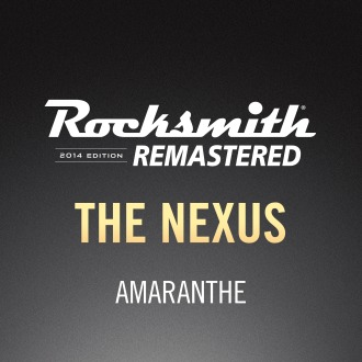 Rocksmith® 2014 – The Nexus - Amaranthe PS4 / PS3