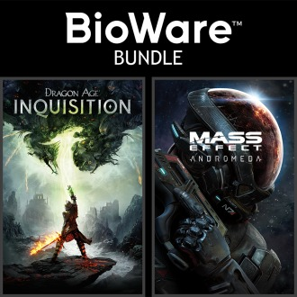 De BioWare Bundle PS4