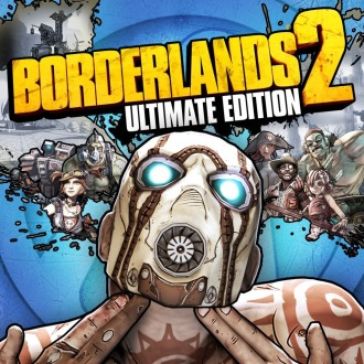Borderlands 2 Ultimate Edition PS3