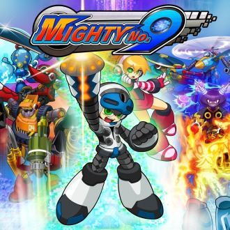 Mighty No. 9 PS4 / PS3 / PS Vita