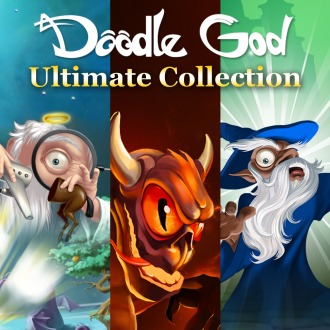 Doodle God Ultimate Collection PS3