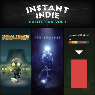 Instant Indie Collection: Vol. 1 PS4 / PS3 / PS Vita
