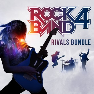 Rock Band™ 4 Rivals Bundle PS4