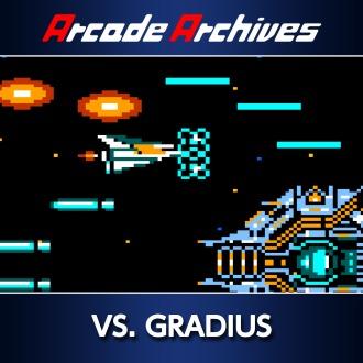Arcade Archives VS. GRADIUS PS4