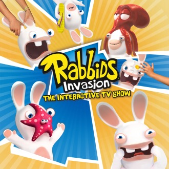 Rabbids Invasion: The interactive TV Show PS4