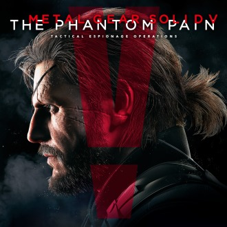 Metal Gear Solid V: The Phantom Pain PS4