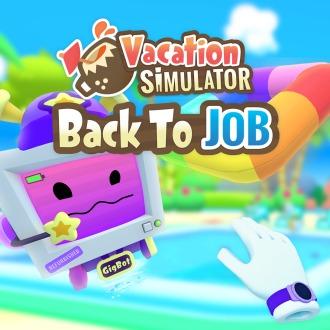 Vacation Simulator PS4