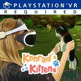 Konrad the Kitten PS4