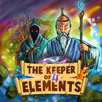 The Keeper of 4 Elements PS Vita