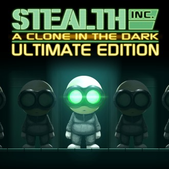Stealth Inc: Ultimate Edition PS4